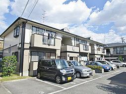 大阪府枚方市伊加賀寿町の賃貸アパートの外観