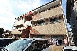 広島県広島市安佐南区西原8丁目の賃貸マンションの外観