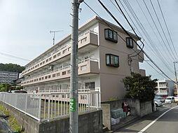グリーンハイツ唐木田[105号室]の外観