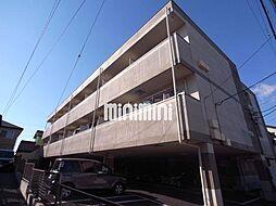 コンフォールサキ[2階]の外観