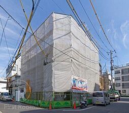 東京都品川区二葉2丁目の賃貸マンションの外観