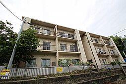 広島県広島市東区中山北町の賃貸マンションの外観