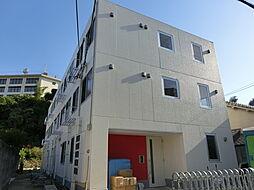 広島県広島市南区南大河町の賃貸マンションの外観