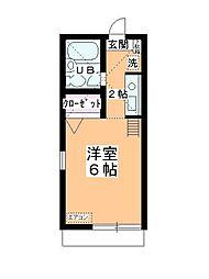 新河岸駅 2.2万円