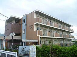 東京都立川市砂川町7丁目の賃貸マンションの外観