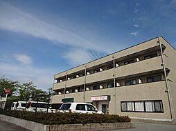 ユートピア三田[3階]の外観