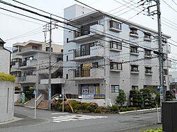神奈川県横浜市都筑区仲町台2丁目の賃貸マンションの外観