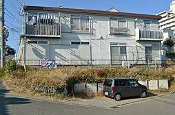 二子山ハイツ[102号室]の外観