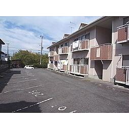 奈良県北葛城郡河合町広瀬台3丁目の賃貸アパートの外観