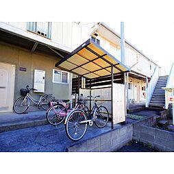 静岡県静岡市駿河区石田3丁目の賃貸アパートの外観