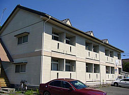 ツカサコーポ[1階]の外観