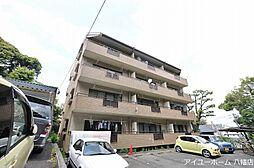 福岡県北九州市八幡西区穴生2丁目の賃貸マンションの外観