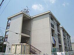 京都府宇治市大久保町山ノ内の賃貸アパートの外観