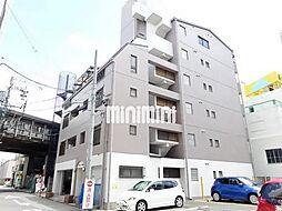 シャトー山田[2階]の外観