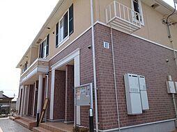 静岡県浜松市南区頭陀寺町の賃貸アパートの外観