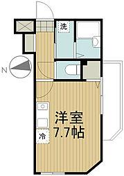 フォレストサイド[2階]の間取り