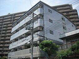 三国ヶ丘ピア[2階]の外観