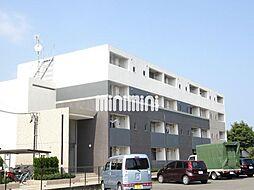 静岡県焼津市大住の賃貸マンションの外観