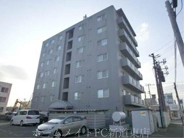 HOTAL8 6階の賃貸【北海道 / 札幌市東区】