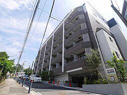ザ・パークハビオ横浜山手[206号室]の外観
