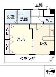 アイレ[2階]の間取り