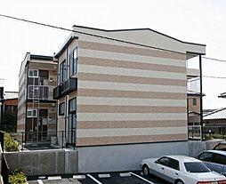愛知県名古屋市昭和区五軒家町の賃貸アパートの外観