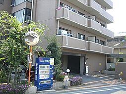 グリンコートマンション[210号室]の外観