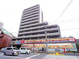 東京都練馬区下石神井2丁目の賃貸マンションの外観