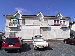 タウンハウス中島3号棟[203号室]の外観