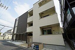 フジパレス江坂I番館[3階]の外観