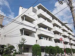 東京都大田区南蒲田1丁目の賃貸マンションの外観