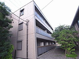 メゾングレースA[1階]の外観