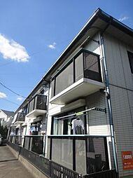 コーポラスムラタ[1階]の外観