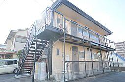 広島県広島市安芸区矢野西1丁目の賃貸アパートの外観