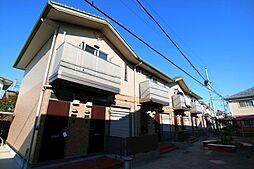 兵庫県神戸市垂水区西舞子3丁目の賃貸アパートの外観