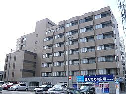 リバーサイド新潟[401号室]の外観