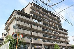 大阪府茨木市星見町の賃貸マンションの外観
