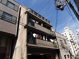 愛知県名古屋市中区上前津1丁目の賃貸アパートの外観