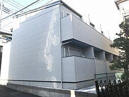 千葉県柏市柏7丁目の賃貸アパートの外観