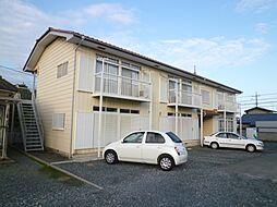 茨城県日立市末広町5の賃貸アパートの外観