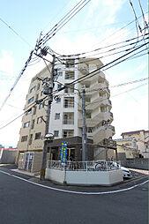 福岡県福岡市南区長丘5丁目の賃貸マンションの外観