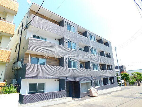 北海道札幌市白石区南郷通14丁目北の賃貸マンション