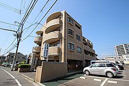広島県広島市南区東本浦町の賃貸マンションの外観