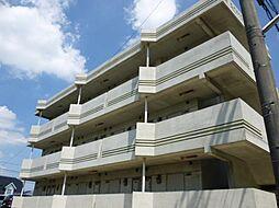 青山ハウス[3B号室]の外観