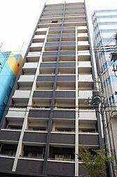 大阪府大阪市西区靭本町1丁目の賃貸マンションの外観