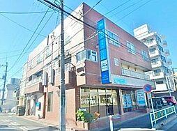 神奈川県相模原市緑区東橋本1丁目の賃貸マンションの外観