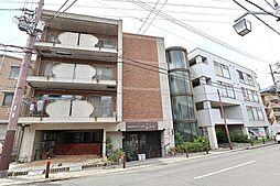 大阪府八尾市若草町の賃貸マンションの外観