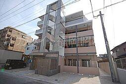 スパシオ・コモド平尾[2階]の外観