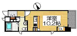 TKアンバーコート大町[11階]の間取り