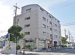 コーポ橋本[2階]の外観